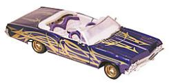1/18 65 IMPALA LOWRIDER (hwm21354) Hot-Wheels Diecast Car / Truck / Vehicle Up To 1/19 Scale