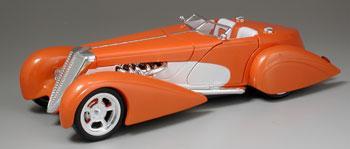1 18 Hw Speedster Orange Hwm53830 Hot Wheels Diecast Car