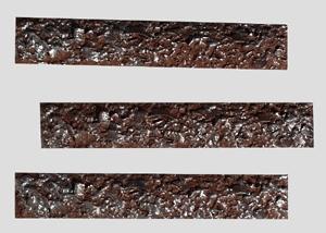 Model Railstuff Scrap Metal Loads (One-Piece, Painted Plaster