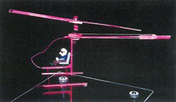 Penni Rubber Powered Helicopter Pecpp694 Peck Polymers