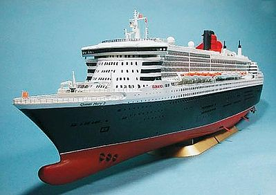 1/400 Queen Mary 2 Revell of Germany Plastic Model Model Ship Commercial Ship