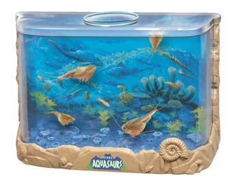 Deluxe Aquasaurs Uncle Milton Science Kit Ecology/Nature