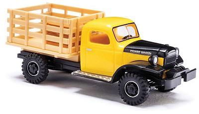 Busch 44024 Piste h0 Dodge Power Wagon Avec Pick-up #neu dans neuf dans sa boîte #