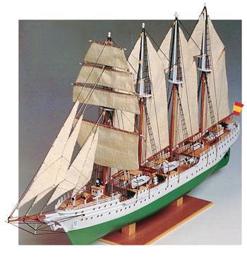 Wooden Model Ship Building Supplies