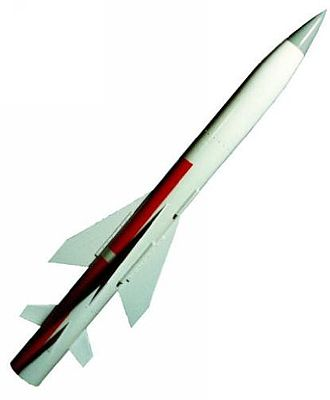 Kormoran AS 34 Skill Level 4 Model Rocket Kit #15