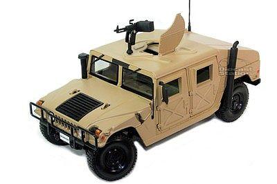 Hummer Humvee sandfarben Modellauto 1:27 Maisto nicht 1:24